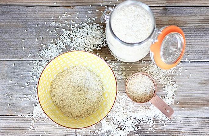 Рисовая вода для похудения: польза и рецепты приготовления