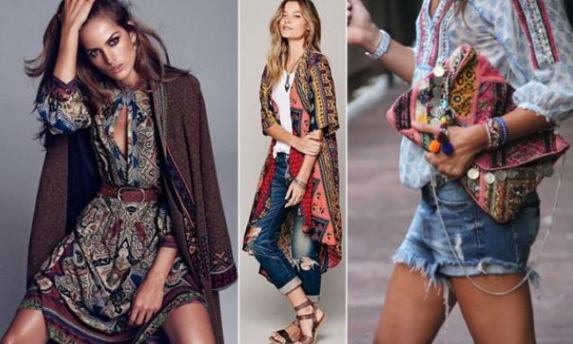 Вперед за обновками: фольклорный стиль завоевал модные подиумы