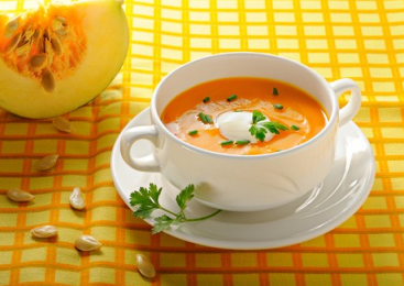 Рецепт самого вкусного тыквенного супа