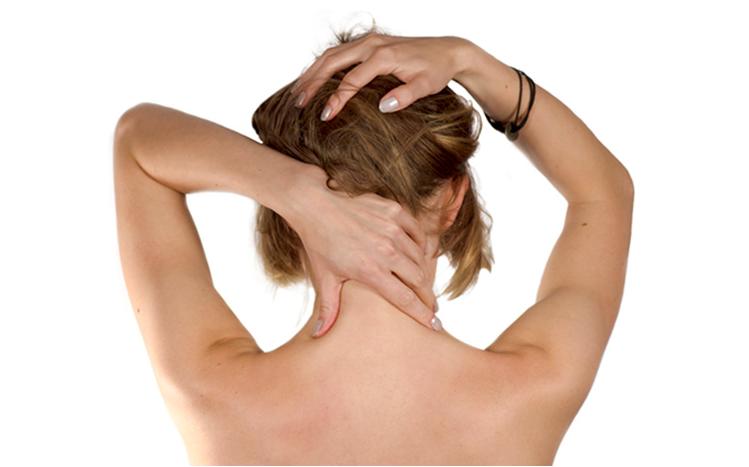 Массаж полотенцем от головной боли