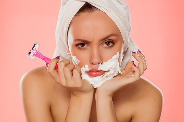 7 способов избавиться от лишних волосков на лице