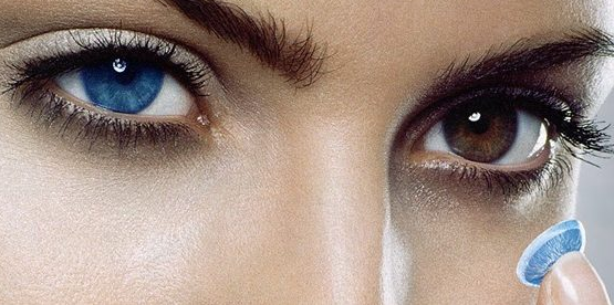 Цветные линзы для карих глаз: рекомендации по выбору