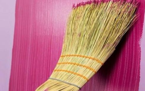 Как стильно покрасить стены без затрат