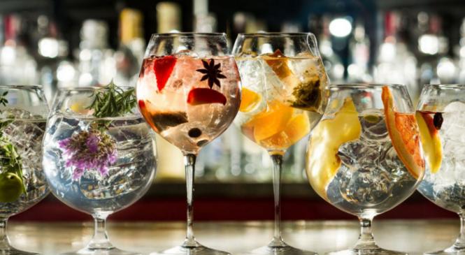 5 напитков, которые можно заказать в баре (если вы на диете)