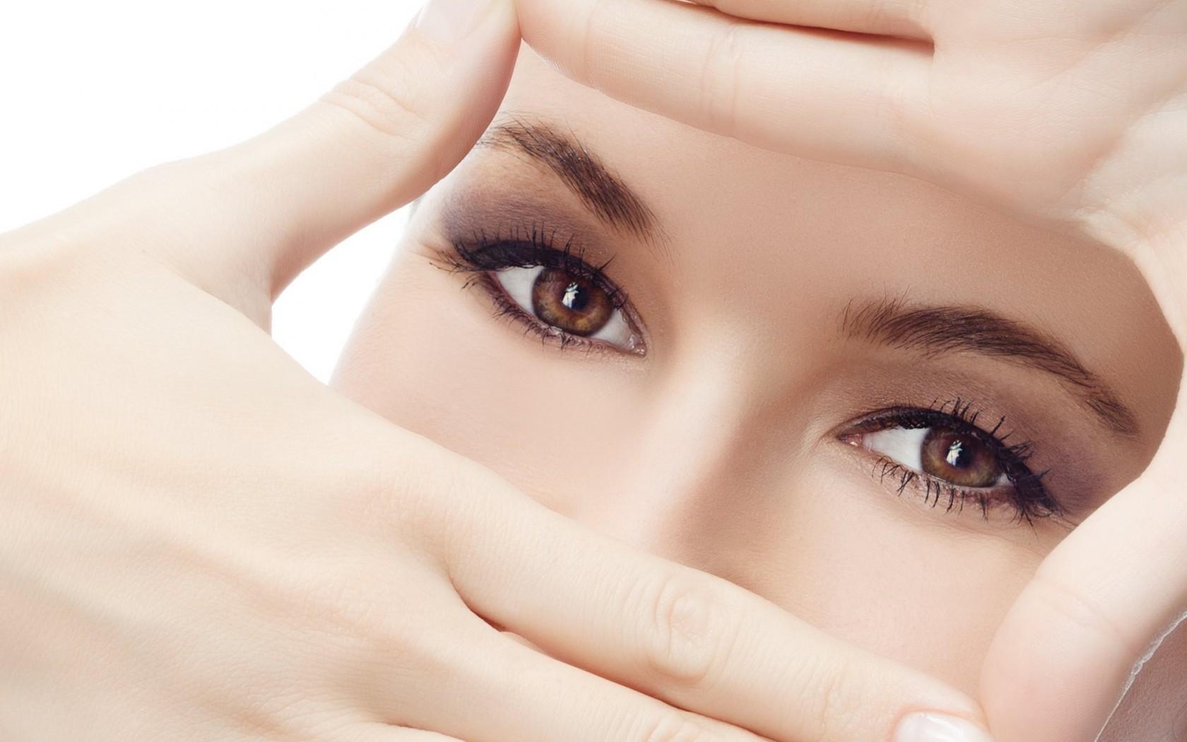 Особенности кожи вокруг глаз
