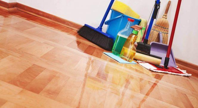 Генеральная уборка коттеджей и загородных домов