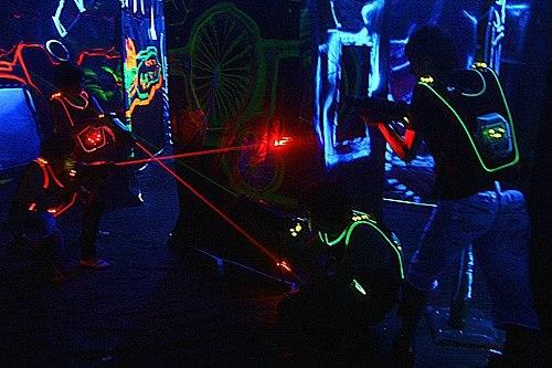 Лазертаг для активных людей: клубы, площадки, запись на игру онлайн