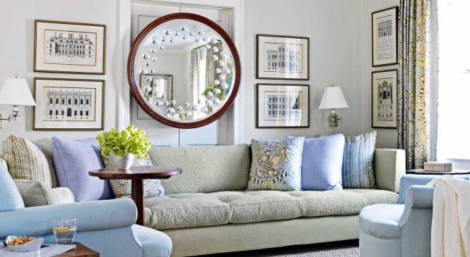 Как использовать зеркала для дизайна интерьера