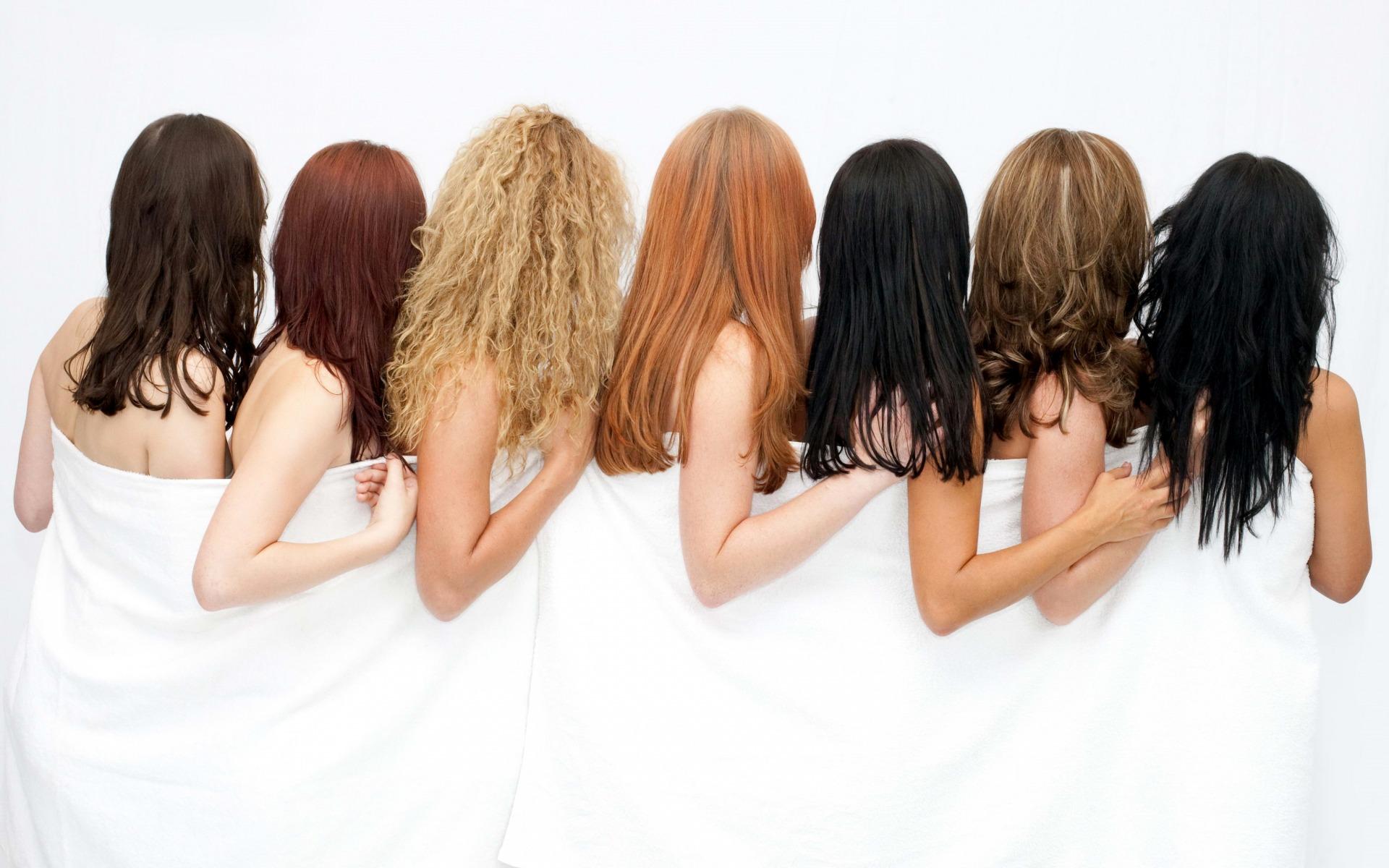 Уход за разными типами волос