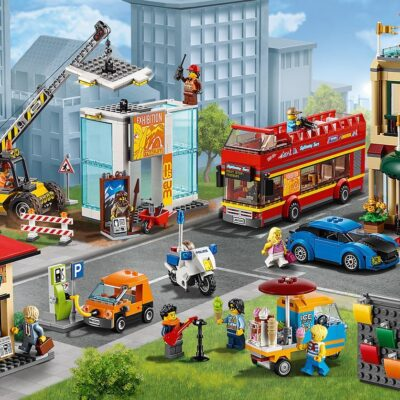 Развивающие наборы Lego City