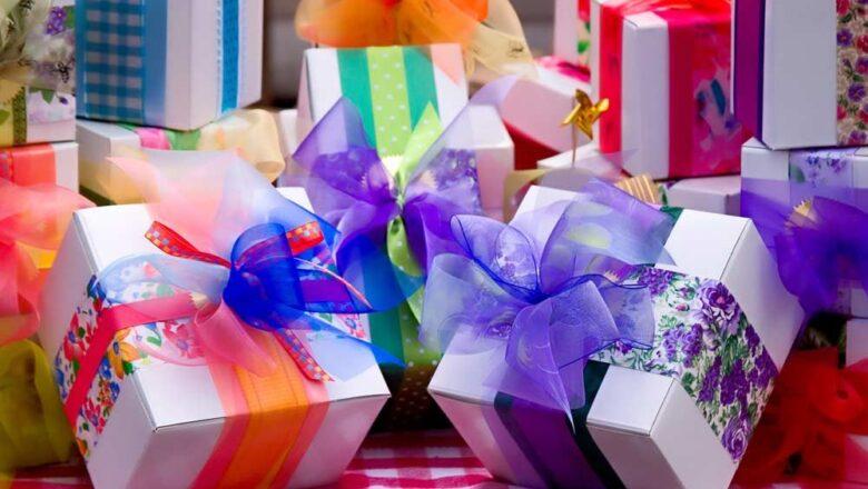 Подарок на день рождение